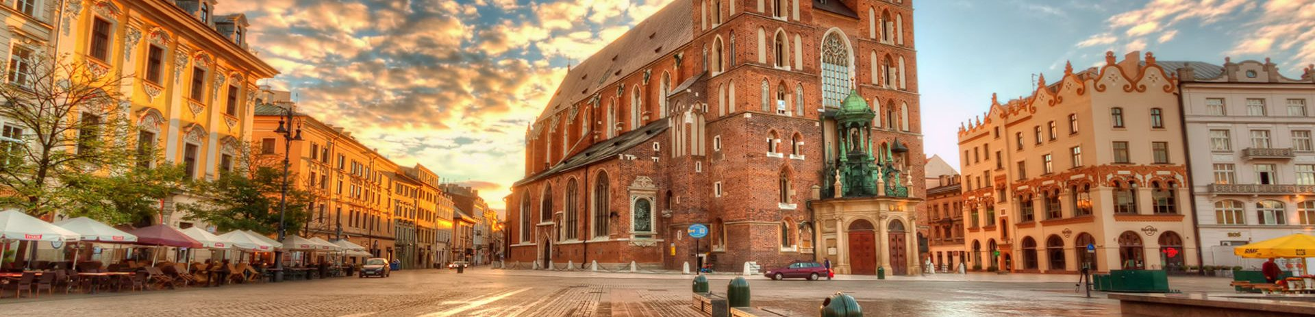 Visit Cracovia